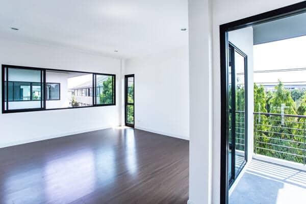 Service für Haushaltsauflösung:Je nach Umfang ist die Wohnung hinterher gereinigt und renoviert