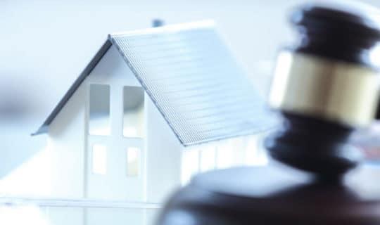 Erbschaft bei Immobilien