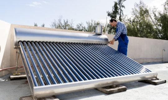 Ist die Solarthermie zukunftsträchtig?