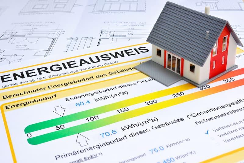 Energieausweis: Pflicht beim Hausverkauf