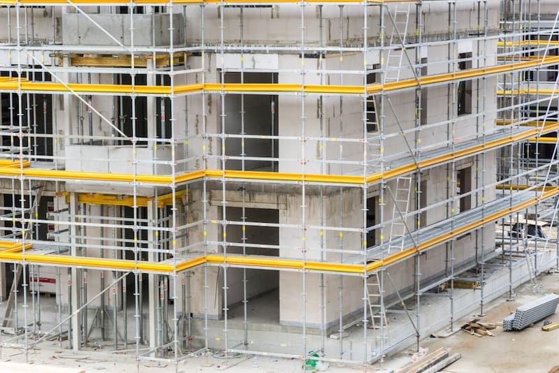 Ein Neubau, der richtige Bauträger wurde schon gefunden