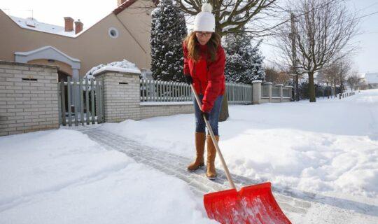 Wer muss den Winterdienst übernehmen?