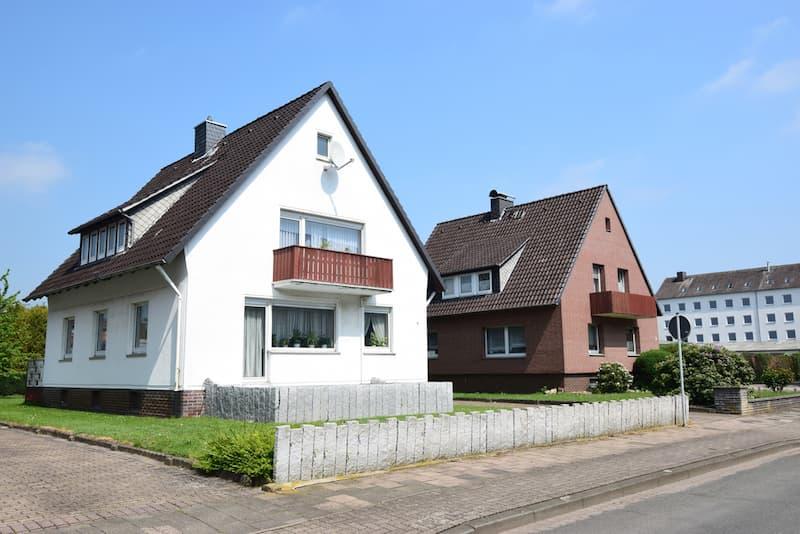 Eine Immobilie auf einem Dorf, was ist ein Hypothekendarlehen?