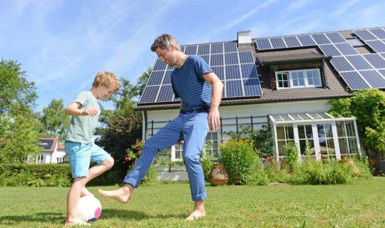 Welche Arten von Solaranlagen gibt es?