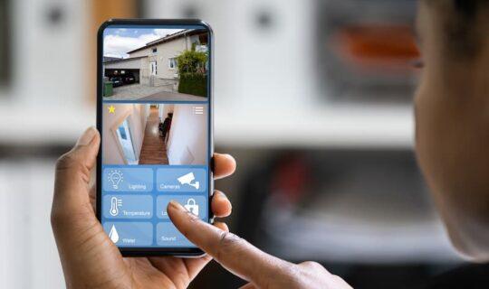 Welche Formen von Smart Home Sicherheit gibt es?